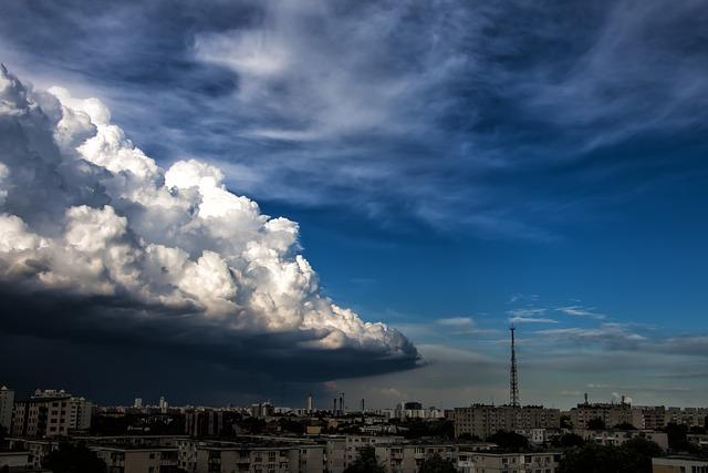 Threat, Cloud, Urban Scene, Sky, Beauty Of Nature, City