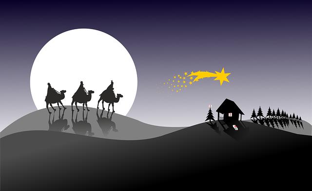 Three Kings, Kacper, Melchior, Baltazar, Christmas