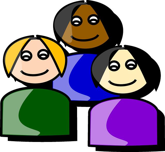 People, Diversity, Ethnic, Three, Women, Group