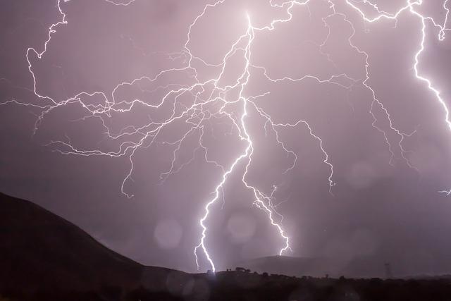 Lightning, Storm, Weather, Sky, Thunder, Strike, Bolt