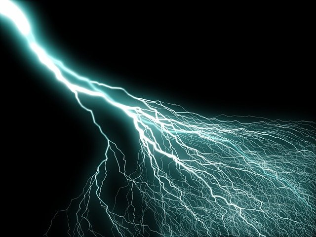 Flashes, Thunderstorm, Electricity, High Voltage