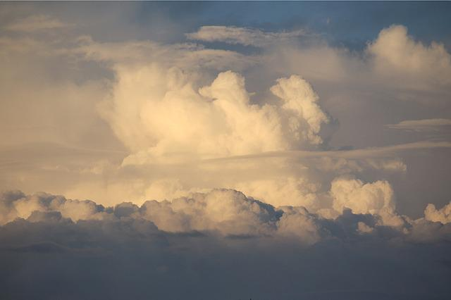 Clouds, Thunderstorm, Sky, Weather, Dark Clouds