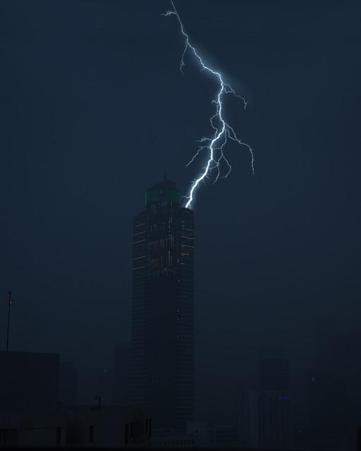 Lightning, Rain, Storm, Thunderstorm, Weather, Thunder