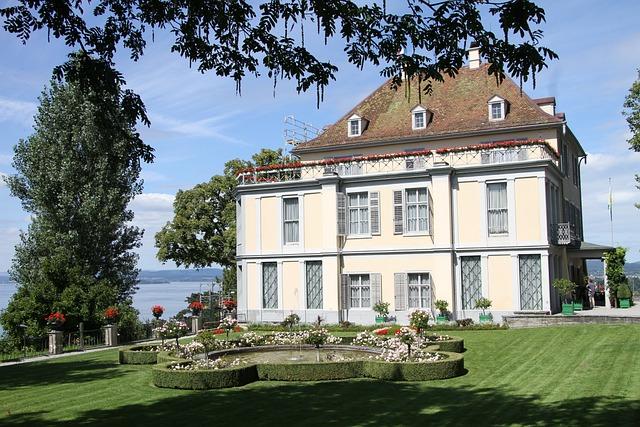 Castle, Arenenberg, Museum, Salenstein, Thurgau