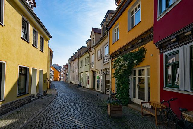Erfurt, Thuringia Germany, Germany, Old Town