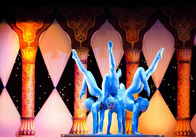 Circus, Tihany, Contortion