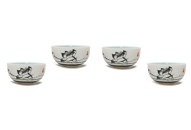 Tee, Tea, Cup, Tijan, People's Republic Of China