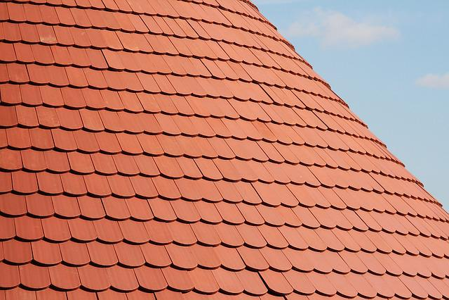 Top, Tile, House, Rooftop, Attic, Building