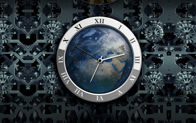 Clock, Movement, Time, Time Of, Time Indicating