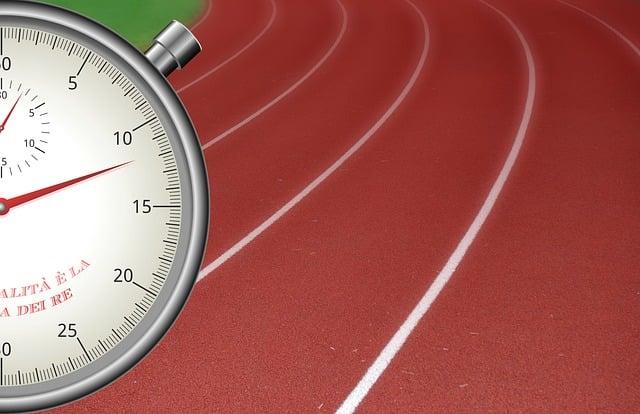 Stopwatch, Time, Treadmill, Race, Games, Sport, Jogging