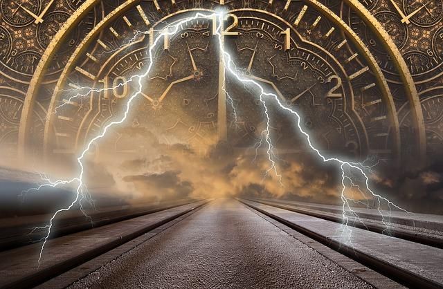 Time, Portal, Time Machine, Travel, Futuristic, Fantasy