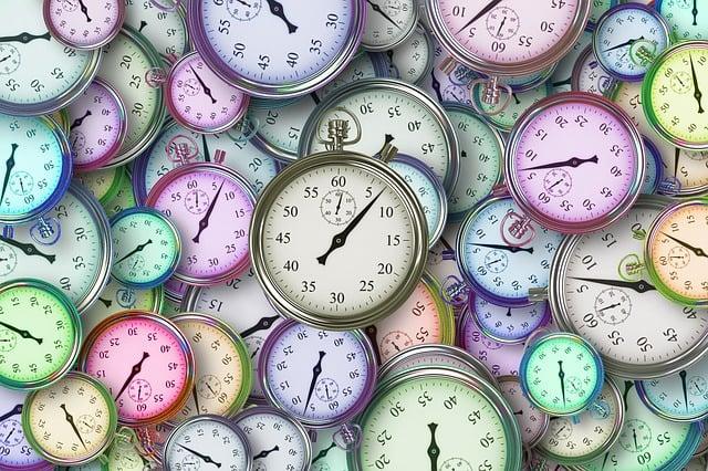 Clock, Time Management, Time, Organization, Stopwatch