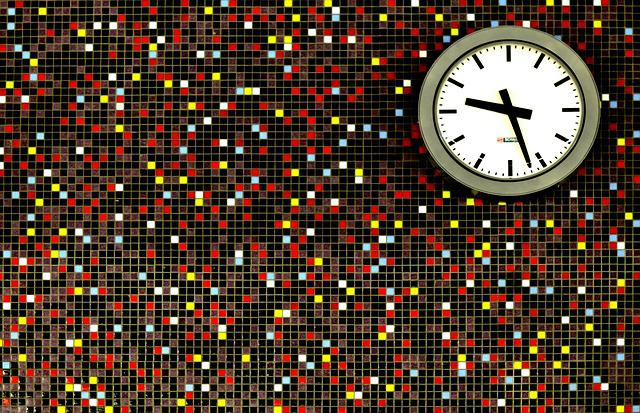 Time, Budapest, Minimal, Metro
