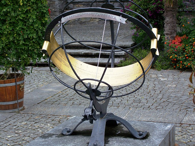 Sundial, Time Of, Time Indicating