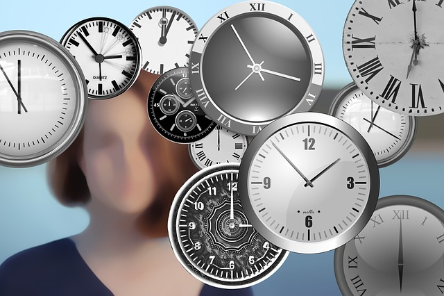 Time, Clock, Head, Outlook, Watches, Time Of, Business