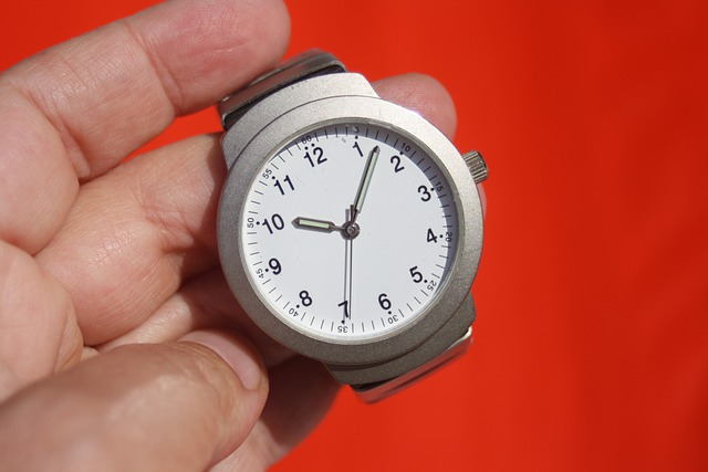 Clock, Time, Stopwatch, Wrist Watch, Time Indicating