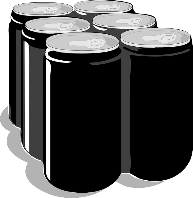 Cans, Tins, Six-pack, Beer, Alcohol, Guinness, Ale