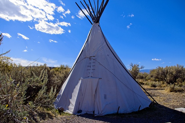 Bannack Camping Tipi, Campground, Tent, Tipi, Shelter