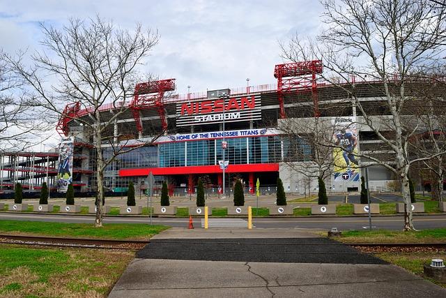 Nashville Tennessee, Titans, Football Team, Sport