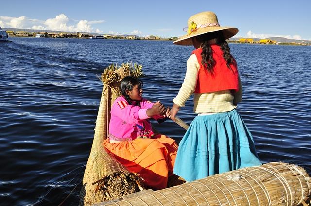 Peru, Titicaca, Lake, More, Bolivia, South America