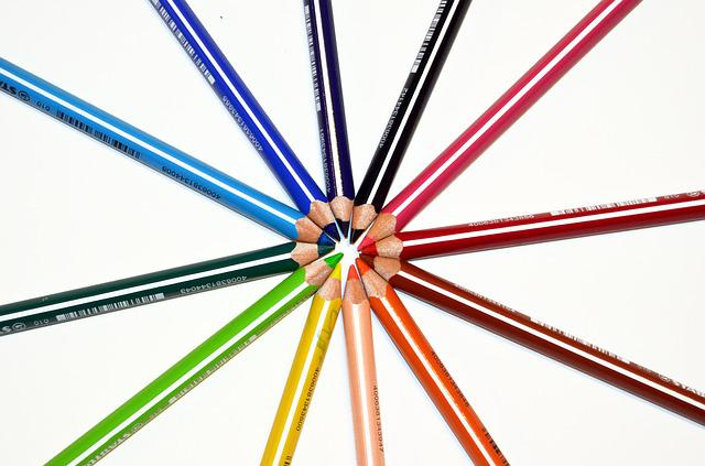 Crayons, To Color, Color, Painting, Drawing, Colored