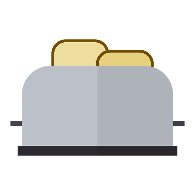 Toaster, Bread, Bread Slices, Eat, Food, Kitchen, Kross