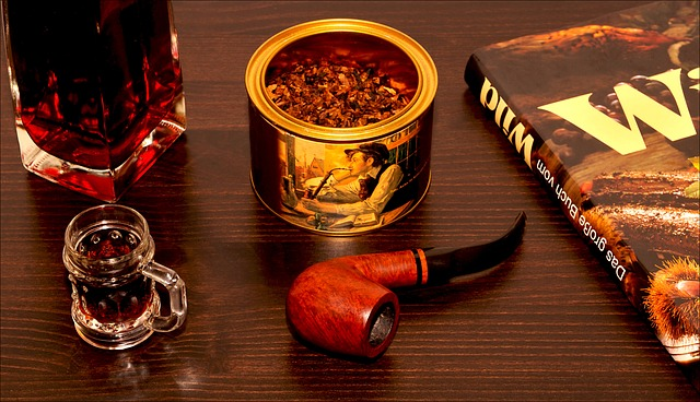 After Work, Tobacco, Pipe, Brandy