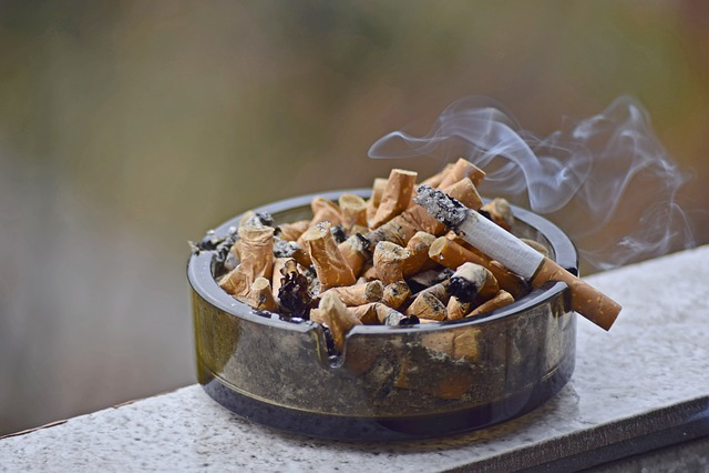 Smoking, Tobacco, Ashtray, Smoke, Butts, Cigarettes