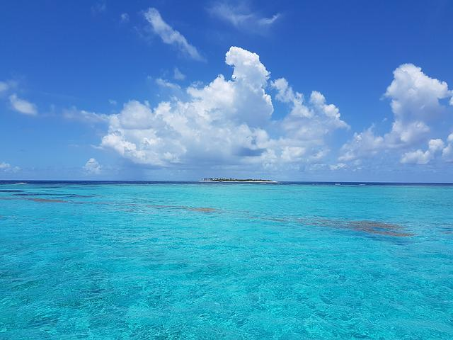 Tobago Cays, Grenadines, Tropical, Ocean, Caribbean