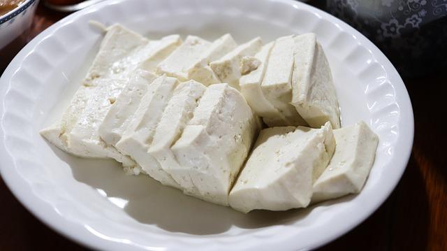 Tofu, Korean, Korean Food, Traditional Food