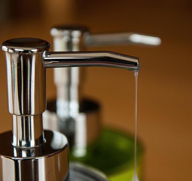 Soap, Bottle, Liquid Soap, Toilet