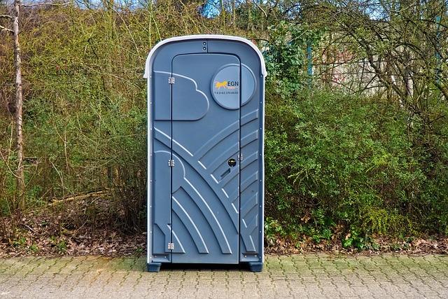 Mobile Toilet Cabin, Toilet, Dixi Loo, Wc, Toilet Cabin