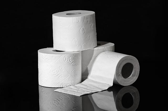 Toilet Paper, Hygiene, Role, Wc, Paper Roll, Roll