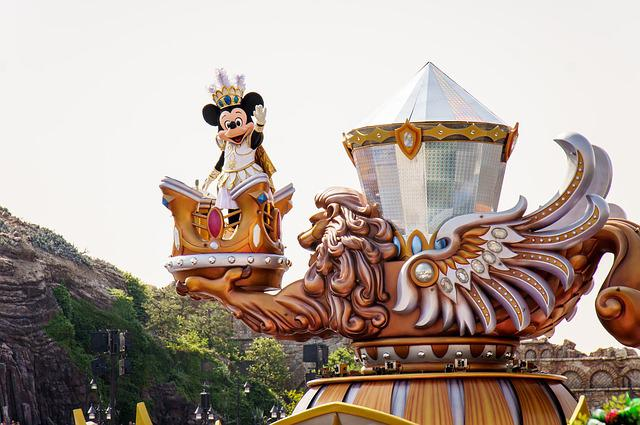 Mickey Mouse, Disney, Japan, Tokyo