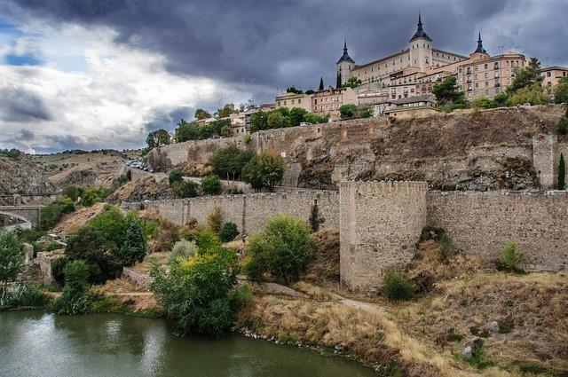 Toledo, Medieval City, Architecture, Historically