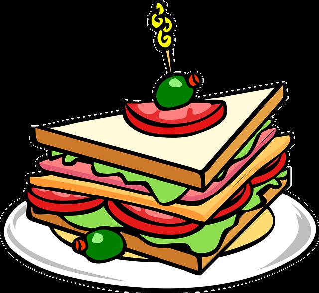 Sandwich, Bread, Food, Tomato, Fresh, Nutrition