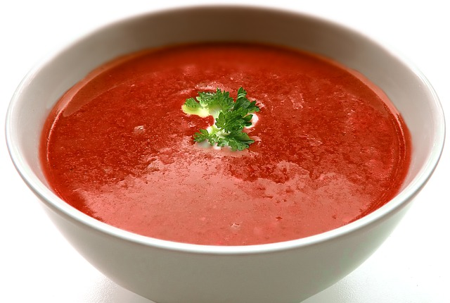 Soup, Cream Soup, Tomato Soup, Cook, Bowl
