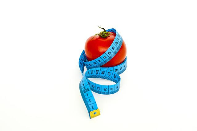 Tape, Tomato, Diet, Loss, Weight, Health, Healthy