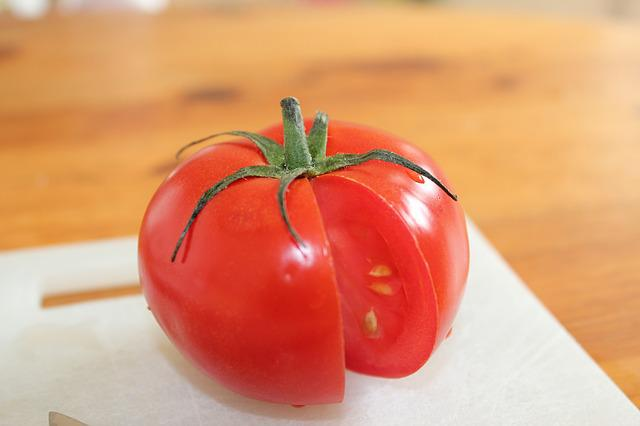 Tomato, Vegetable, Tomatoes, Red, Food, Plant