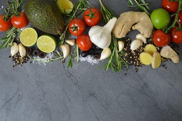 Food, Fruit, Vegetables, Healthy, Tomato, Paprika