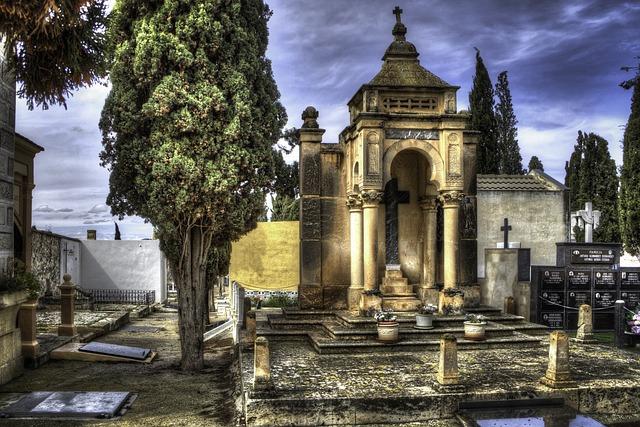 Cemetery, Mausoleum, Tomb