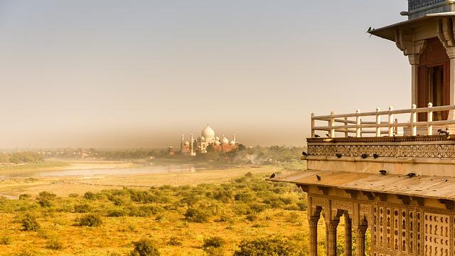 India, Taj Mahal, Agra, Mausoleum, Tomb, Architecture