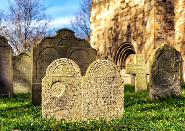 Cemetery, Tombstone, Grave, Harmony, Last Calm