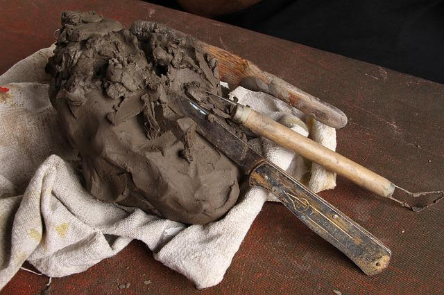 Clay, Tool, Magela, Borbagatto, Utensils, To Model