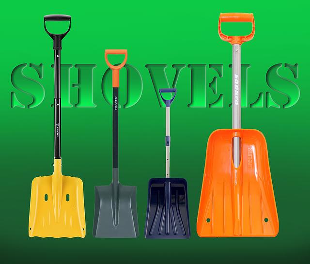 Shovel, Construction, Dig, Fill, Tool, Work