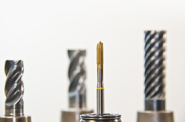Taps, Drill, Milling, Milling Machine, Drilling, Tool