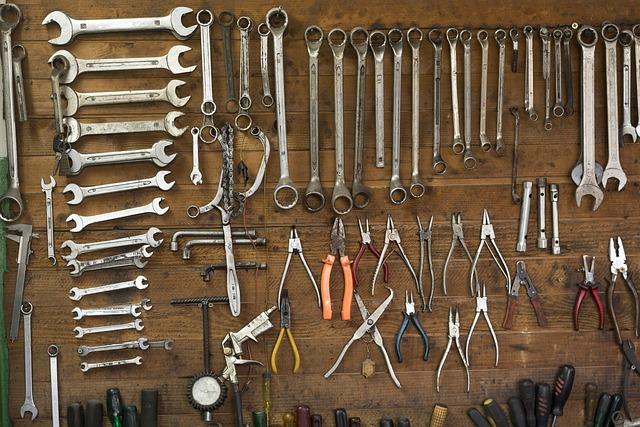 Steel, Old, Iron, Tool, Wood, Rusty, Equipment, Dirty