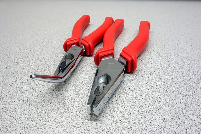Pliers, Needle-nose Pliers, Tool, Craft, Work, Workshop