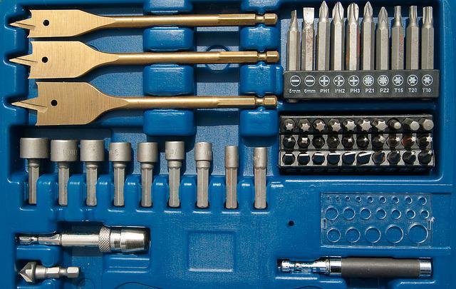 Diy, Tools, Drills, Drill, Screw