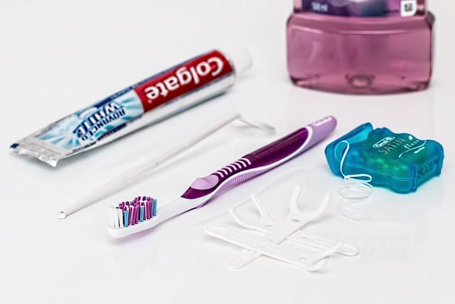 Dental, Toothpaste, Toothbrush, Dental Floss, Mouthwash
